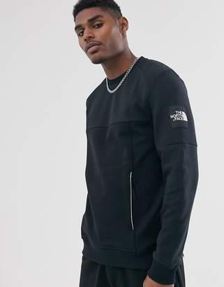 The North Face Fine 2 sweatshirt in black