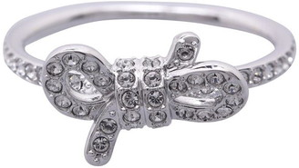 Swarovski Lifelong Bow Ring