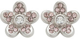 Marc Jacobs Mj Coin Flower Stud