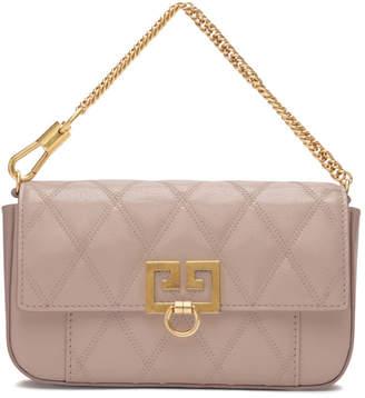 Givenchy Pink Diamond Mini Pocket Bag