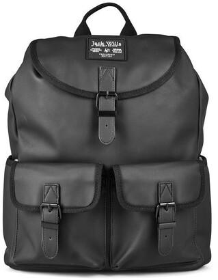 Jack Wills Beresford Cargo Backpack