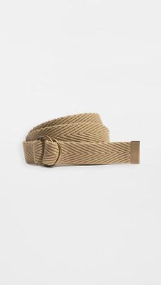 Madewell Easy Webbing Belt