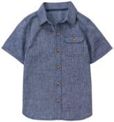 Crazy 8 Linen Blend Shirt