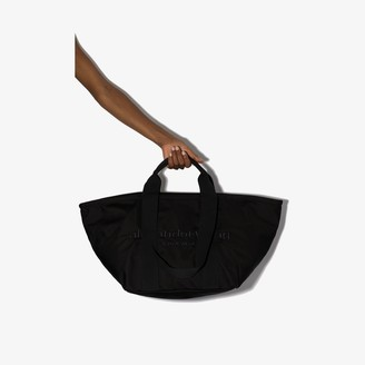 Alexander Wang black Primal large tote bag