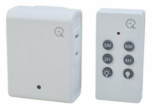 Wireless Remote Fan Controls Woods