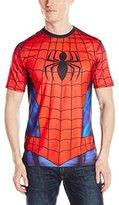 Marvel Spiderman Men's Spidey Shaba T-Shirt