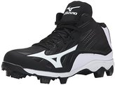 Mizuno Men's 9 Spike ADV FRHSE 8 Mid Baseball Cleat
