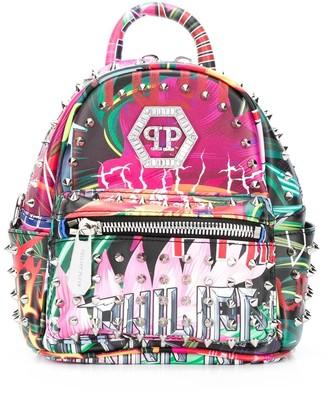 Philipp Plein Jungle Rock backpack