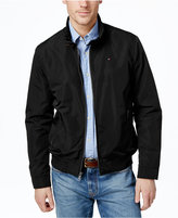 Tommy Hilfiger Men's Lightweight Full-Zip Stand-Collar Jacket