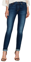 7 For All Mankind Mid-Rise Skinny Jean