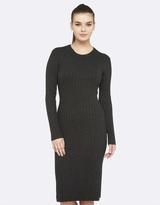 Oxford Lanie Knit Dress