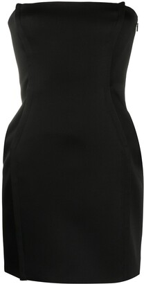 Versace Sleeveless Mini Dress