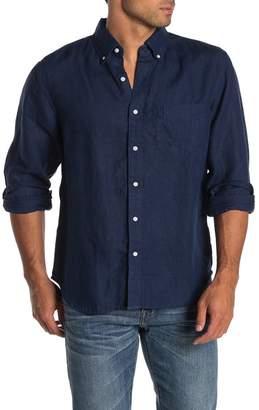 J.Crew J. Crew Linen Slim Fit Shirt