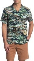 J.Crew J. Crew Hawaiian Short Sleeve Relaxed Fit Shirt