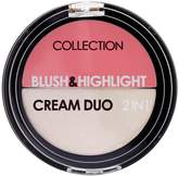 Collection Blush and Highlight Cream Duo