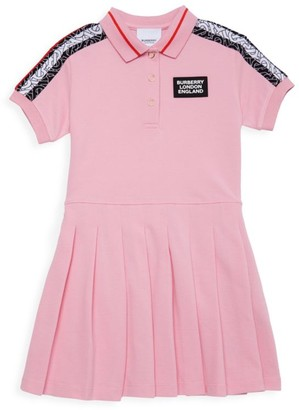 Burberry Little Girl's & Girl's Kayleigh Polo Dress
