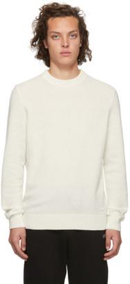 BOSS Off-White Ambotrevo Sweater