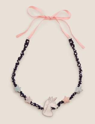 Boden Fabric Necklace