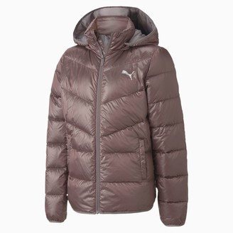 Puma Light Girls' Down Jacket