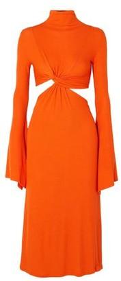 SID NEIGUM Knee-length dress