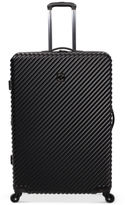"Revo CLOSEOUT! Stripes 29"" Expandable Spinner Suitcase"