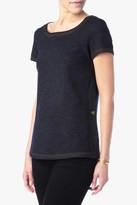 7 For All Mankind Knit Denim Tee