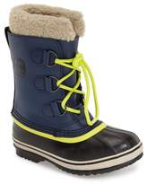 Sorel Yoot Pac Faux Shearling Lined Waterproof Snow Boot (Toddler, Little Kid, & Big Kid)