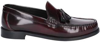 Base London Chime High Shine Loafers - Chocolate