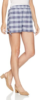 BCBGeneration Women's Side Tie Short