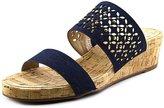 VANELi Keena Women US 9.5 W Blue Wedge Sandal
