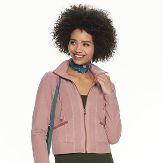 Sonoma Goods For Life Women's Zipper Jacket