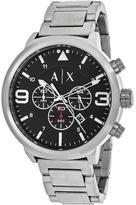 Giorgio Armani Exchange ATLC AX1369 Men's Stainless Steel Chronograph Watch