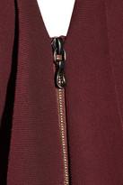 Roland Mouret Darch crepe-jersey dress