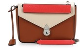 Calvin Klein Coral Mix Crossbody Bag