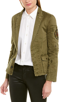 Zadig & Voltaire Kris Military Jacket