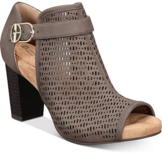 Giani Bernini Jaccee Memory-Foam Perforated Shooties, Women Shoes