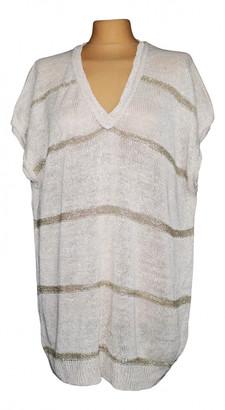 By Malene Birger Beige Linen Knitwear