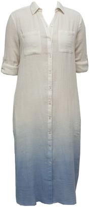 Nooki Design Brooklyn Shirt Dress - Blue Ombre