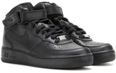 Nike Force Mid '07 Leather High-top Sneakers