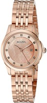 Bulova Diamonds - 97P112 Watches