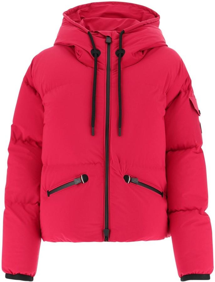 Moncler Padded Zip-Up Jacket