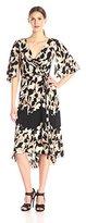 Tracy Reese Women's Wrap Kimono Dress
