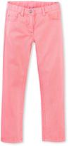 Petit Bateau Girls five-pocket denim pants