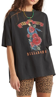 Billabong Love Louder Graphic Tee