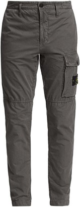 Stone Island Slim-Fit Military Cargo Pants