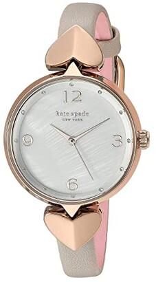 Kate Spade Hollis - KSW1548 (Gray) Watches