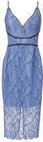 Nicholas Blue Lace Dress