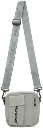 Polythene* Optics Grey Crossbody Bag