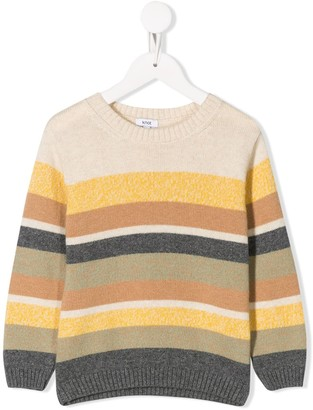 Knot Sutherland knitted sweater