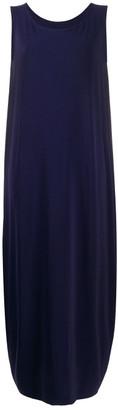 Issey Miyake Drape Long Dress